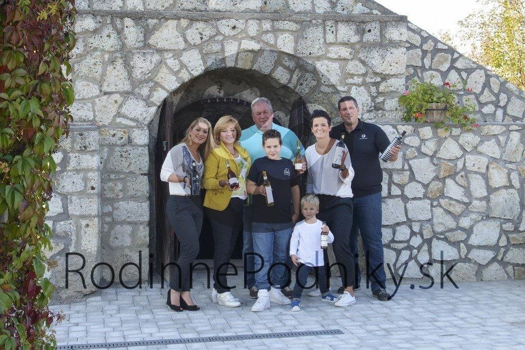 Rodinné podnikanie Tokaj Macik Winery