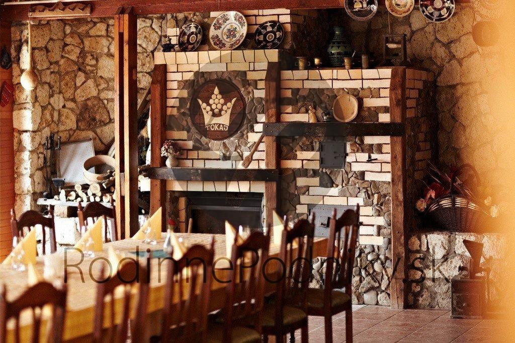 Reštaurácia rodinného podniku Tokaj Macik Winery
